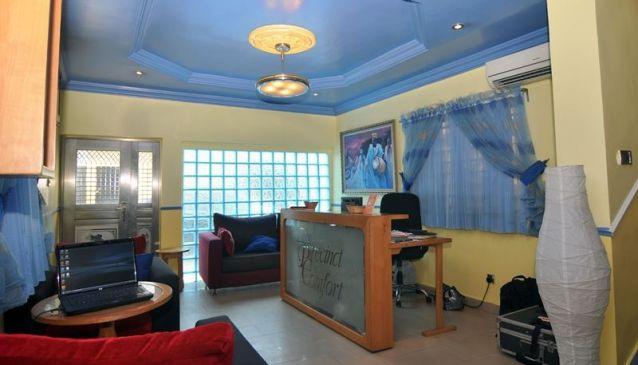 Precinct Comfort Hotel, Lagos