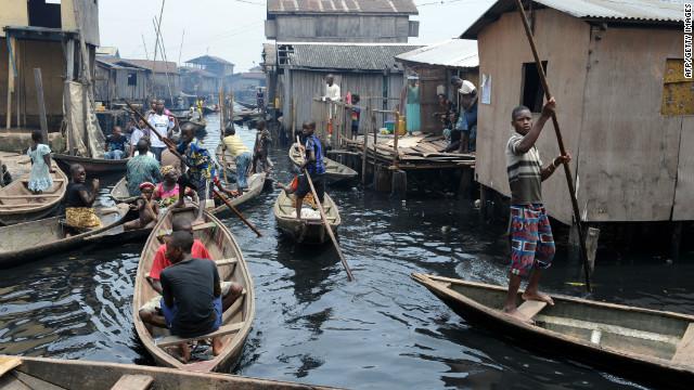 Makoko the Venice of Africa | My Destination Nigeria